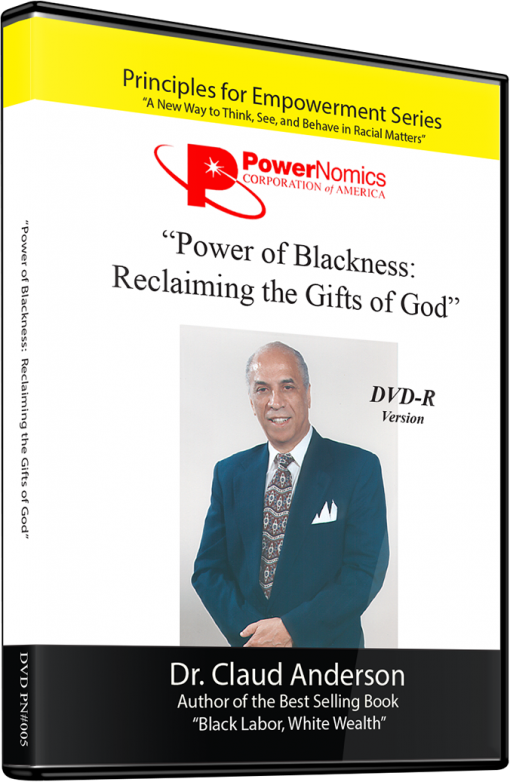 Power of Blackness