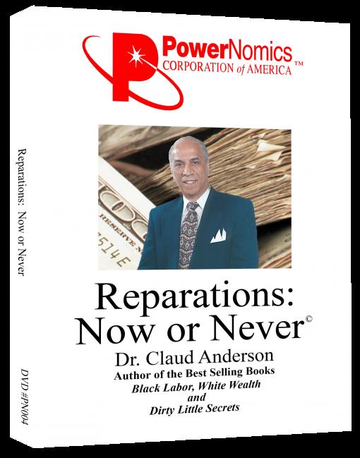 Powernomics DVD Reparations