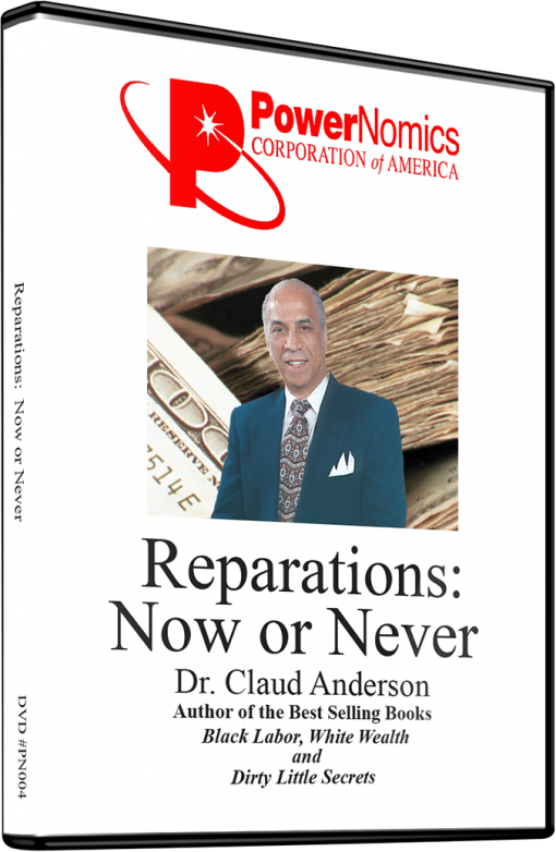 Powernomics DVD Reparations