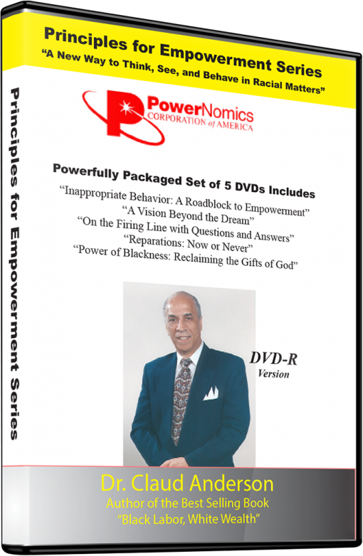 Powernomics Series 5 DVD Box